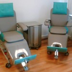 ComfortLine therapy chairs with Color application