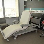 therapy chair with mattress