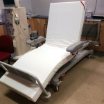 Therapy chair for longer treatments