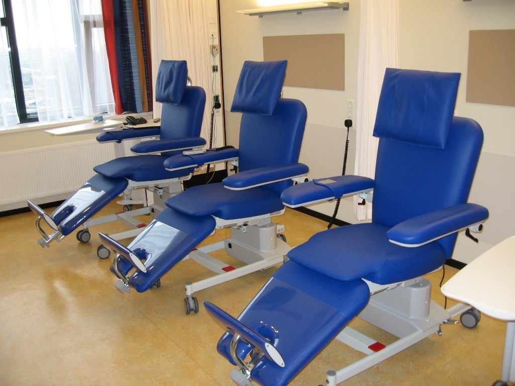 ComfortLine Therapy Chair Atoll